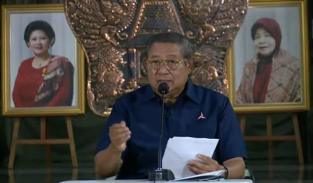 SBY Sebut Penetapan Moeldoko sebagai Ketum Demokrat Tidak Sah, Ini Penjelasannya