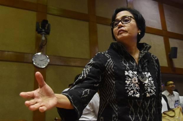 Sri Mulyani Ajak Tingkatkan Kompetensi agar Tak Muncul Pandangan Oh Pantes Sopirnya Perempuan