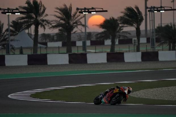 Bruumm! Pemanasan MotoGP 2021 Dimulai, Ini Jadwal Tes Pramusim di Qatar, Sabtu-Minggu