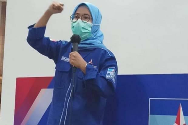 Tolak KLB Moeldoko, Iti Jayabaya Setia pada Ketum yang Ganteng AHY