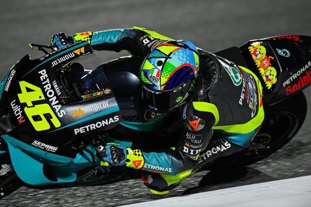 Hasil Tes Pramusim MotoGP 2021 Hari Kedua Sesi Ketiga; Valentino Tak Berdaya