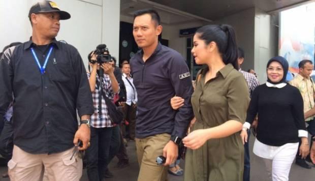 AHY Ditikung Moeldoko, Annisa Pohan Mohon Netizen Lakukan Hal Ini