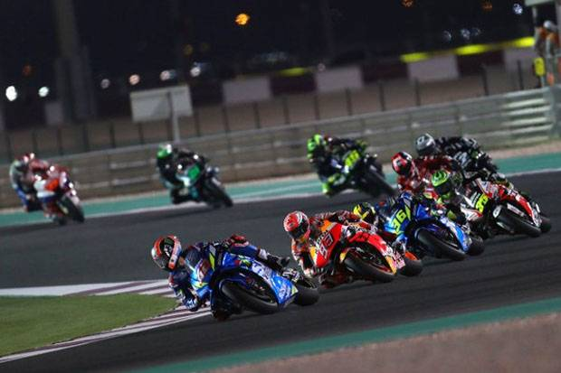 Ini Jadwal Resmi MotoGP 2021: Mandalika Cadangan