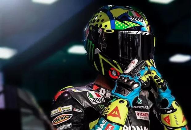 Rossi Kecewa Tampil Lembek di Hari Kedua Tes Pramusim MotoGP 2021