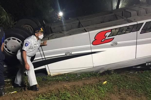 Jasa Raharja Respon Cepat Jamin Santunan Korban Kecelakaan Bus di Sumedang