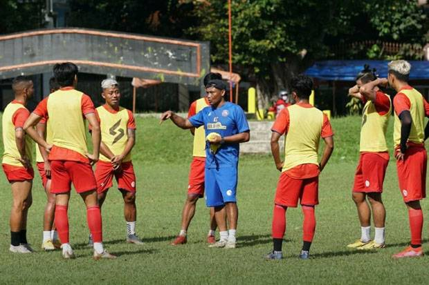 Arema FC Hentikan Perburuan Pemain Jelang Piala Menpora 2021