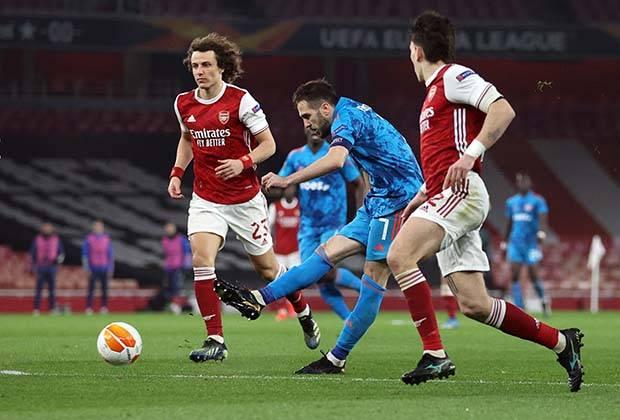 Arsenal Lolos ke Perempat Final meski Dikalahkan Olympiakos