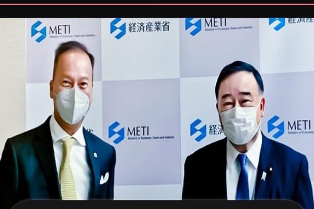 Dikomandoi Menko Airlangga, Pemerintah Jepang Apresiasi UU Cipta Kerja & Relaksasi PPnBM