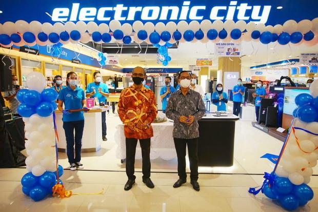 ECII Menangkap Peluang Peningkatan Produk Elektronik di Tangerang