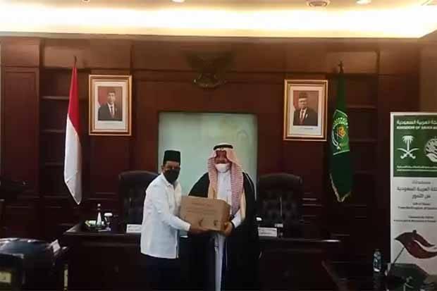 Jelang Ramadhan, Arab Saudi Beri Hadiah 100 Ton Kurma untuk Muslim Indonesia