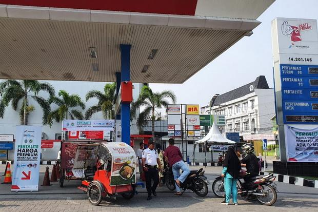 BBM Pertalite Seharga Premium Kini Hadir di Medan, Cek Lokasinya