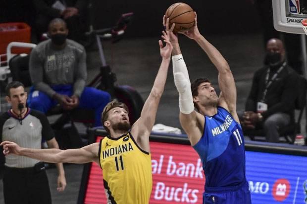 Hasil Lengkap Pertandingan NBA 2020/2021, Selasa (23/3/2021): Tujuh Kemenenangan Beruntun Bucks