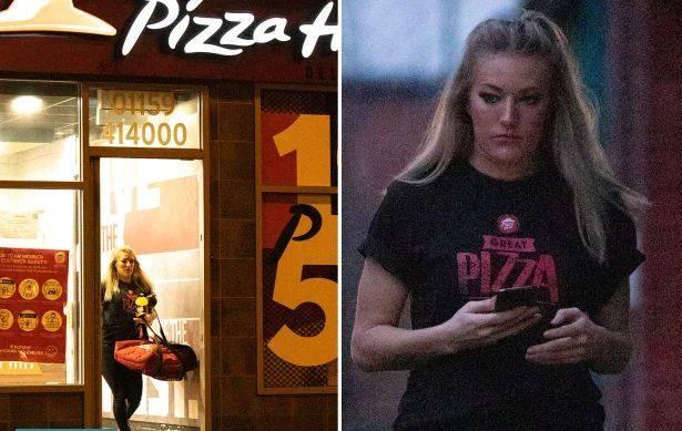 Si Cantik Juara Dunia Elise Christie Jadi Sopir Pengantar Pizza