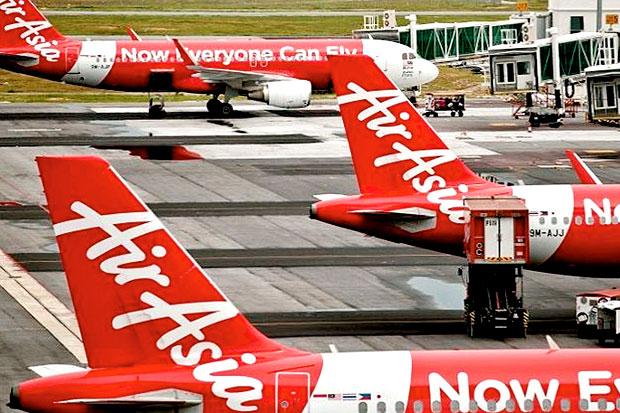 CMPP AirAsia Tebar Tiket Murah, Keliling NKRI & ASEAN Cuma Rp1,6 Juta