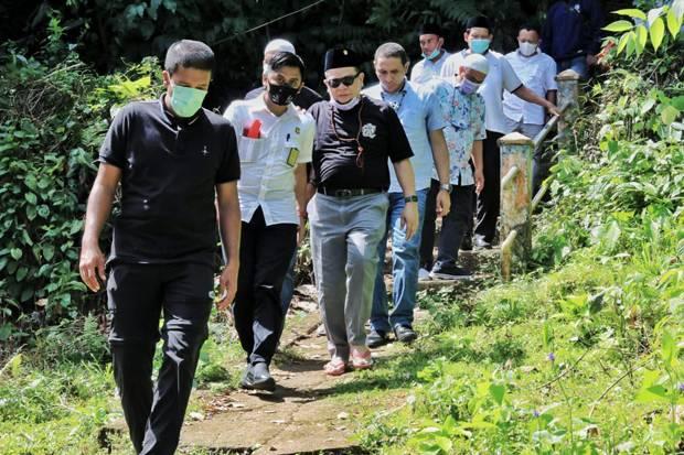 Jumlah Lahan Semakin Menyusut, DPD Sorot Alih Fungsi Hutan di Pulau Jawa