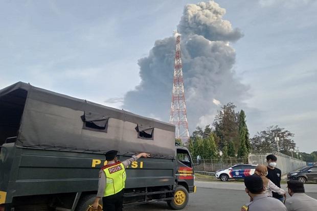 Kilang Balongan Terbakar, Penyaluran Gas dari ONWJ Terhenti