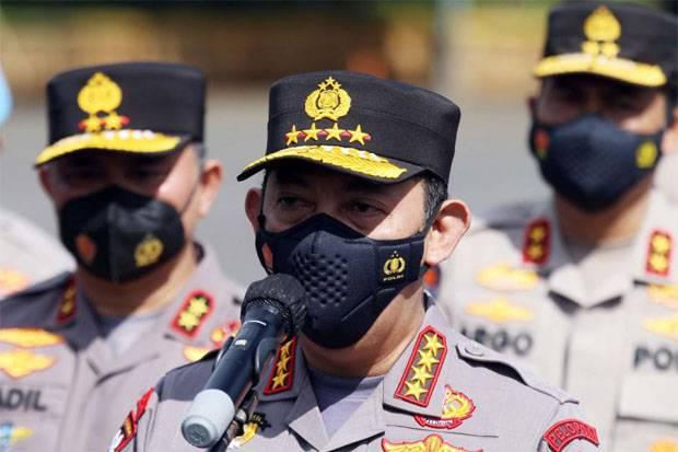 Mabes Polri Diserang Teroris, Kapolri: Saya Aman