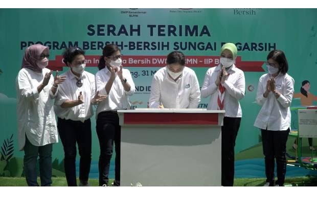 """""""Gerakan Indonesia Bersih"""", Edukasi Masyarakat Tentang Pengelolahan Sampah dan Pelestarian Lingkungan"""