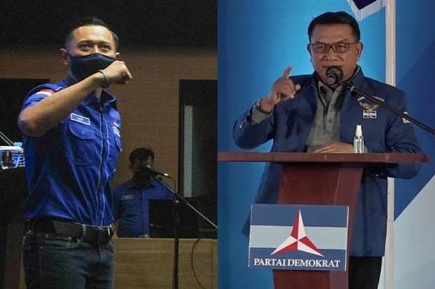 Kubu Moeldoko Ditolak, Tuduhan Cikeas terhadap Pemerintah Mentah
