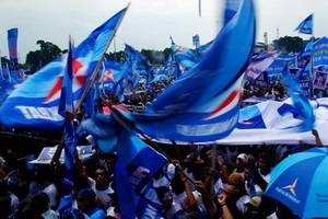 Kisruh Partai Demokrat Alarm bagi PDIP dan Parpol Lain