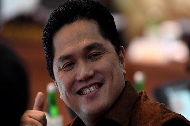 Gaet China Garap Industri Baterai, Erick Thohir Boyong Investasi Rp70 Triliun