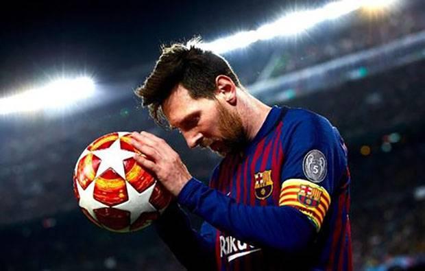 Tiga Syarat dari Lionel Messi agar Bertahan di Barcelona