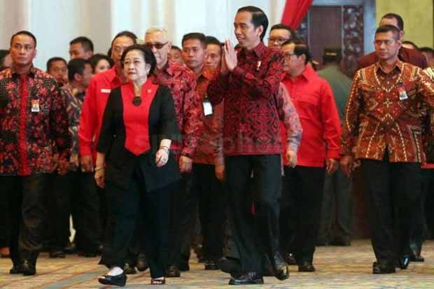 Jokowi Dinilai Layak Pimpin PDIP Gantikan Megawati
