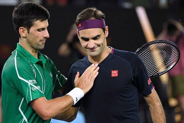 Ayah Novak Djokovic Ungkap Sifat Buruk Roger Federer