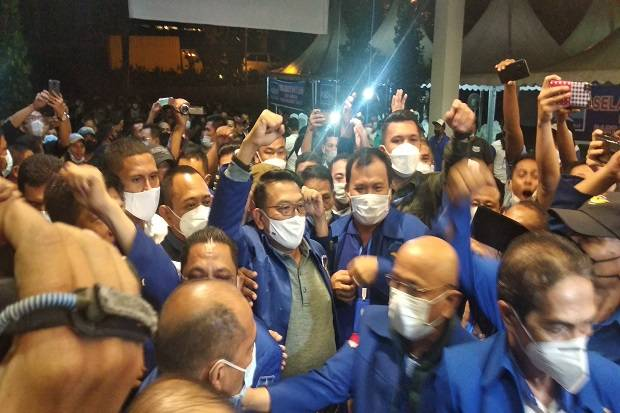 Politikus Demokrat Bikin Poling, Kubu Moeldoko Meradang