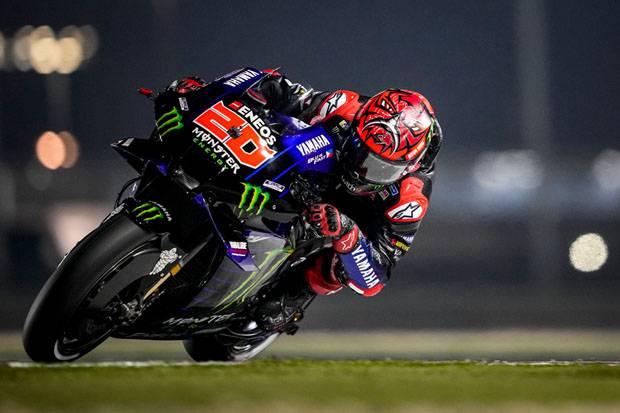 Sempat 3 Hari Kurung Diri di Hotel, Fabio Quartararo Ungkap Sukses di MotoGP Doha 2021