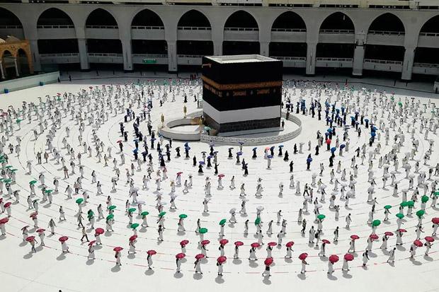 Biaya Ibadah Haji 2021 Diproyeksikan Naik Menjadi Rp44,39 Juta per Jamaah