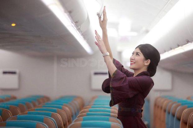 Putar Lagu di Pesawat Wajib Bayar Royalti, Ini Respons Bos Garuda