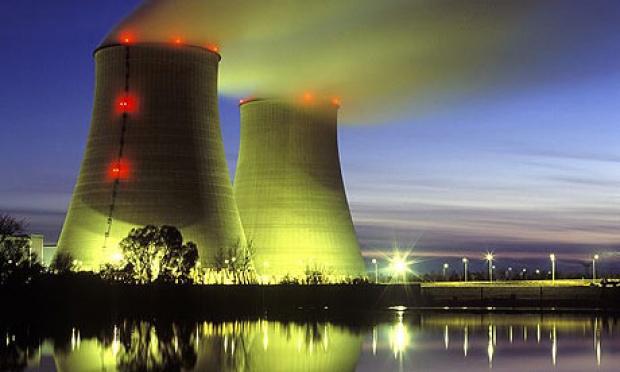 Wow! Pembangkit Nuklir Pertama Mulai Beroperasi di Arab