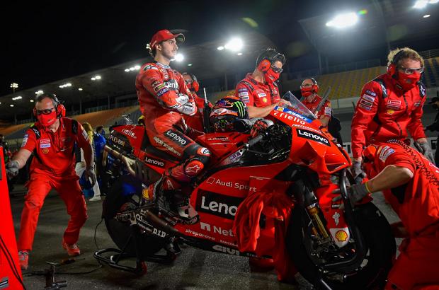 Pabrikan Ducati Gagal Naik Podium di GP Doha, Ini Alasan Bagnaia