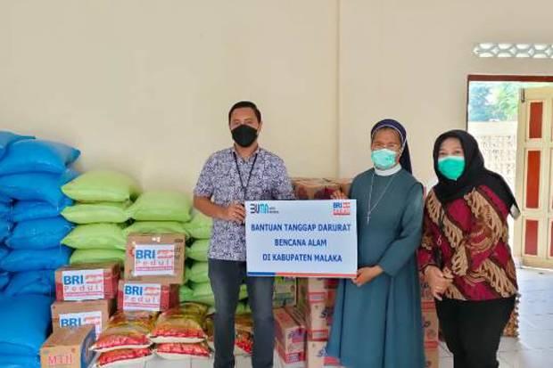 Tanggap Bencana NTB dan NTT, BRI Group Salurkan Bantuan Bagi Masyarakat Terdampak