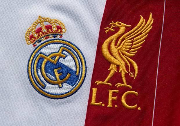 Susunan Pemain Real Madrid vs Liverpool