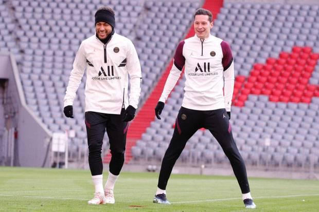 Bayern - PSG: Die Aufstellung   Bayern-psg