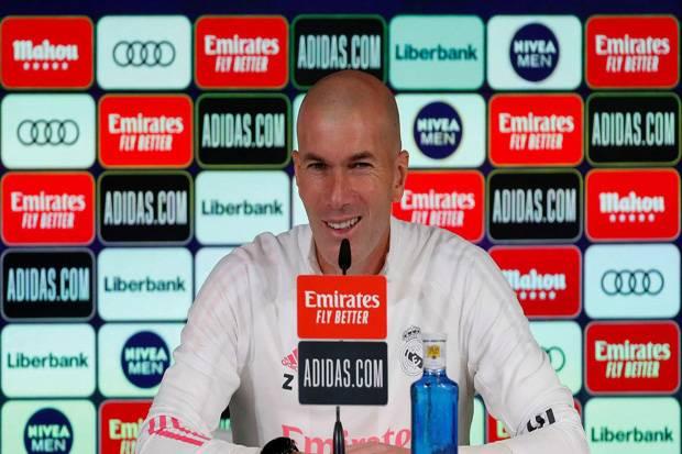 Zidane Tak Menutup Peluang Balik ke Juventus