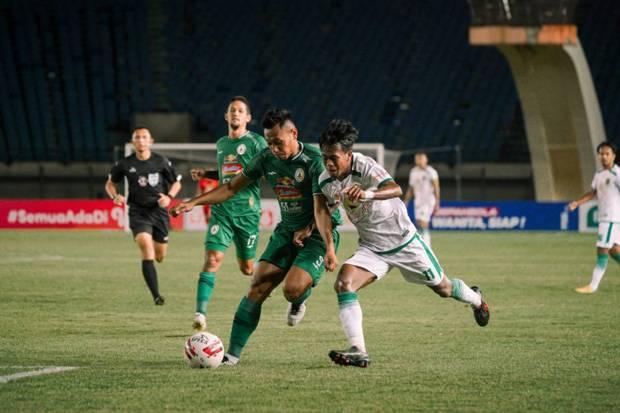 Piala Menpora 2021: PSS Sleman Juara Grup C Usai Kalahkan Persebaya