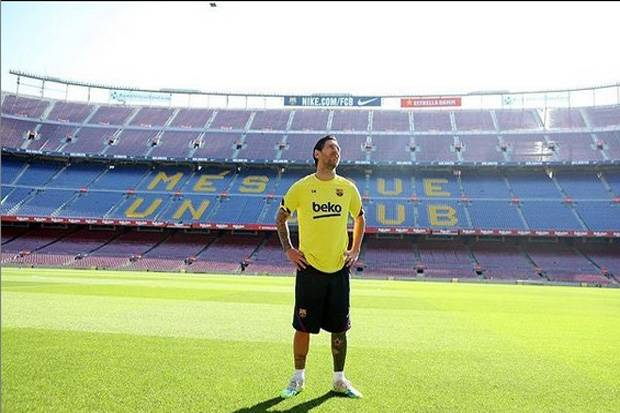 5 Tahapan Ini Wajib Dilakukan Messi Kalau Pengin Trofi Ballon dOr 2021