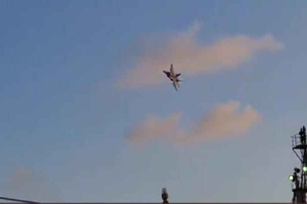 Pesawat Tempur Asing F-18 Hornet Terbang di Natuna, Begini Penjelasan TNI AU