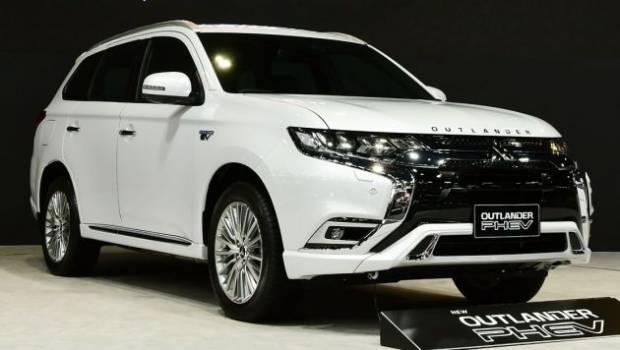 Asyik! Kementerian BUMN Dapat Mobil Listrik dari Mitsubishi