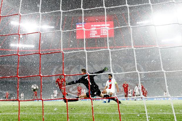 Benamkan Bayern di Jerman, PSG Tatap Semifinal Liga Champions