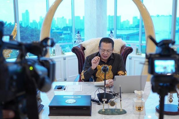 Ketua MPR Bambang Soesatyo Dorong Percepatan Reformasi Agraria
