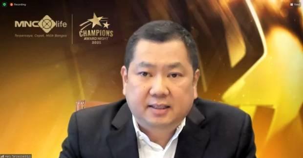 Champions Award Night 2021, MNC Life Gelar Perhelatan untuk Para Agen Terbaik