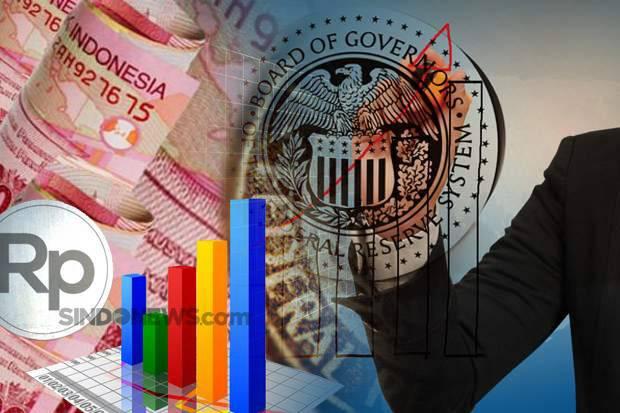 Rupiah Tak Berdaya Lawan Dolar AS Gegara The Fed