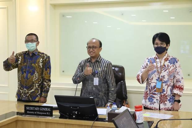 Indonesia dan Taiwan Kaji Pembebasan Biaya Penempatan bagi Pekerja Migran Indonesia