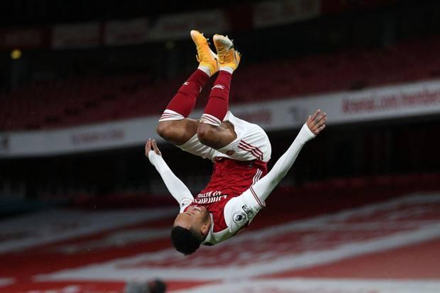 Susunan Pemain Arsenal vs Sparta Praha: Aubameyang Cadangan