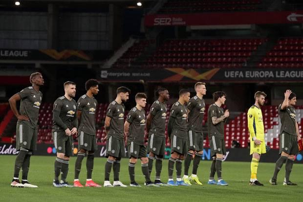 Babak I: Man United Ungguli Granada, Arsenal Tertahan