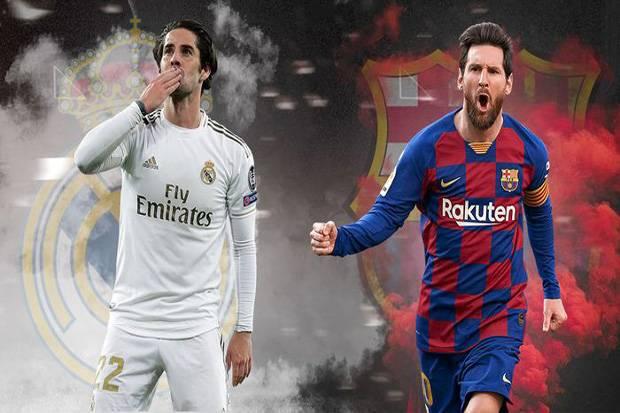 Preview Real Madrid vs Barcelona: Jalan Menuju Tangga Juara